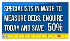 Made To Measure Beds at Sleep